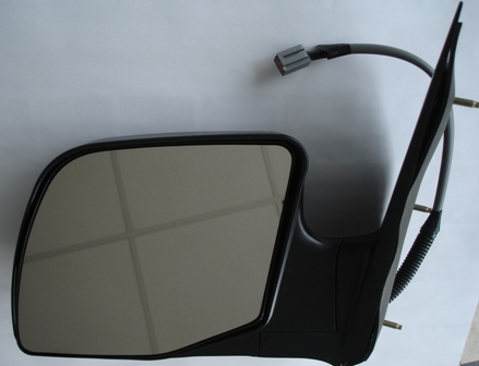door mirror Ford Granada MK2 77-80 black right hand NEW